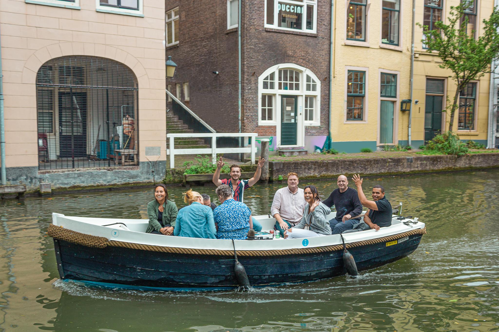 canal escape