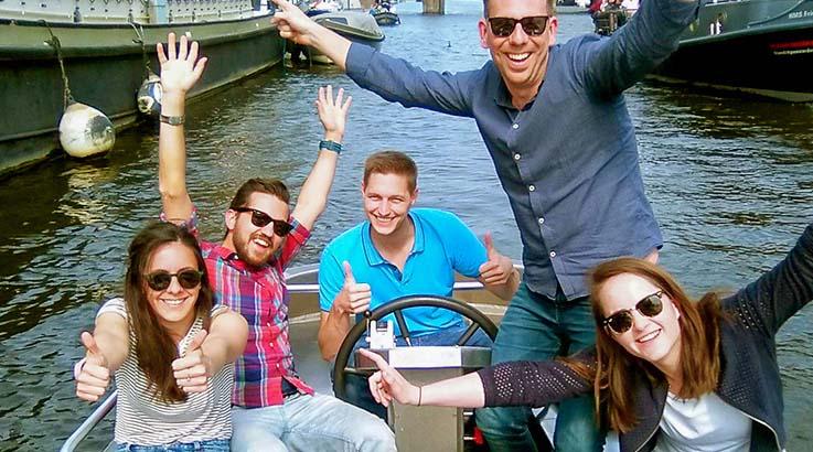 canal escape alkmaar