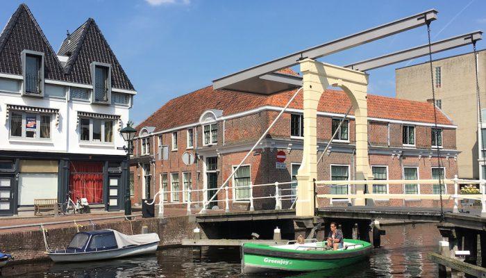 canal esape alkmaar